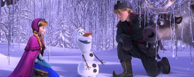Disney Frozen Anna Kristoff Sven Meet Olaf