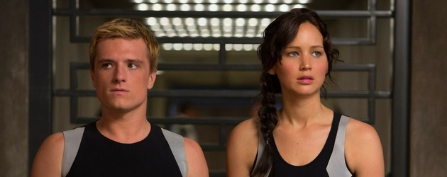 Hunger Games: Catching Fire Jennifer Lawrence and Josh Hutcherson