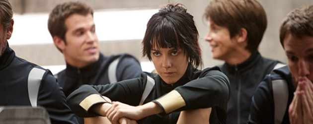 The Hunger Games: Catching Fire Jena Malone As Johanna Mason Image