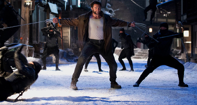 the wolverine unleashed extended edition hugh jackman ninjas