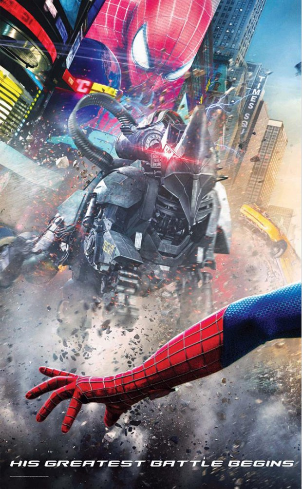 Amazing-Spider-Man-2-Rhino-poster