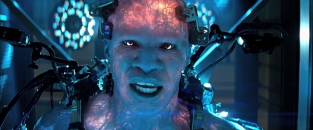 Jamie Foxx As Electro in The Amazing Spider-Man 2 Viral Electro Arrives Campaign