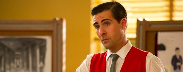 Saving Mr. Banks Jason Schwartzman