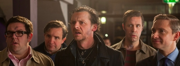 Edgar Wright's The World's End