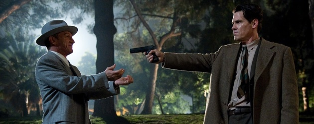 Gangster Squad Josh Brolin Sean Pean