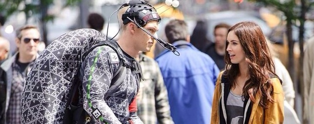 Megan Fox Teenage Mutant Ninja Turtles 2014