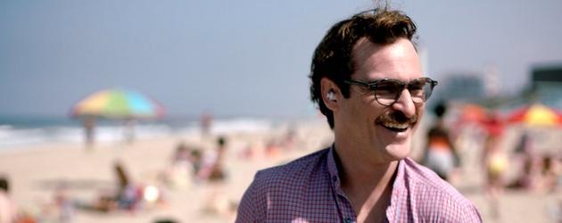 Spike Jonze's Her starring Joaquin Phoenix