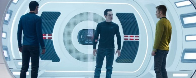 Star Trek Into Darkness Benedict Cumberbatch Image