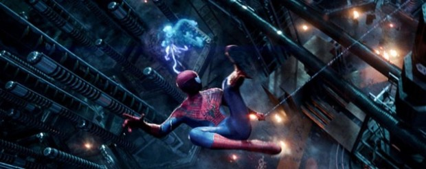 The Amazing Spider-Man 2 starring Andrew Garfield and Jamie Foxx