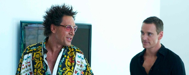 The Counselor Javier Bardem Michael Fassbender