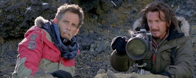 The Secret Life Of Walter Mitty Starring Ben Stiller and Sean Penn