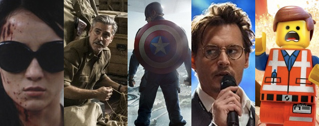 Top 20 Most Anticipated Movies Of 2014