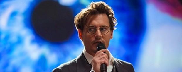 Transcendence Johnny Depp Viral Image