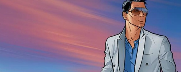 Archer season 5 poster header