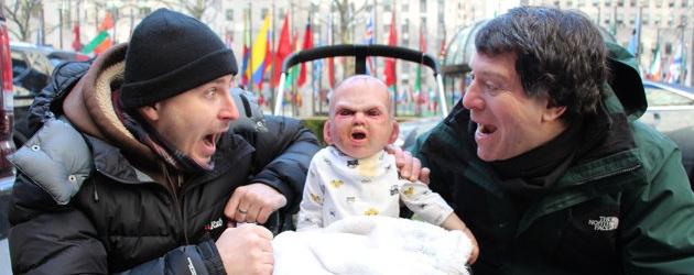 Devil's Due Viral Marketing Baby