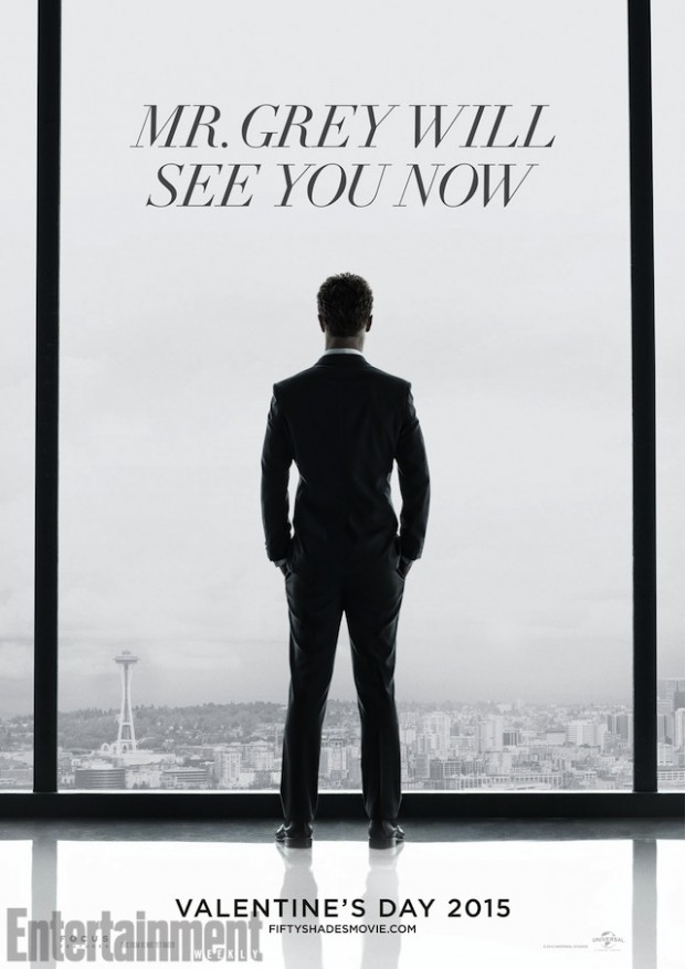 Fifty Shades Of Grey Official Poster