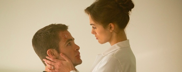 Jack Ryan: Shadow Recruit starring Keira Knightley and Chris Pine