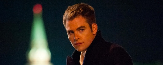Jack Ryan: Shadow Recruit starring Chris Pine