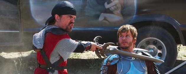 Knights of Badassdom starring Peter Dinklage and Ryan Kwanten