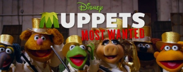 """Muppets Most Wanted"" Posters Satirize ""Skyfall"" And ""Face"