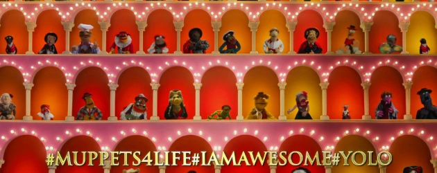 Muppets Most Wanted Twitter Parody