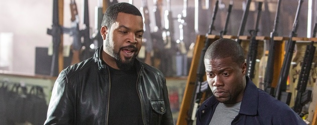 Ride Along starring Ice Cube and Kevin Hart