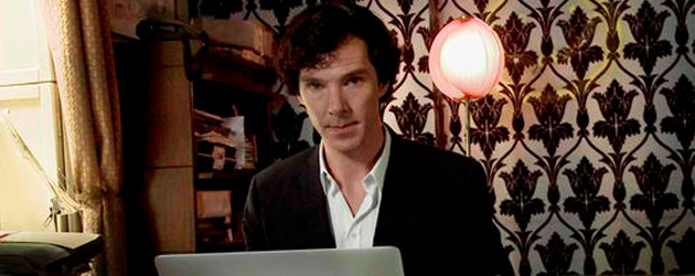 Sherlock The Network App Benedict Cumberbatch Header Image