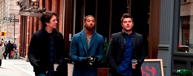 That Awkward Moment starring Miles Teller Michael B. Jordan and Zac Efron