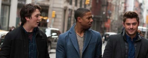 That Awkward Moment starring Miles Teller, Michael B. Jordan, and Zac Efron