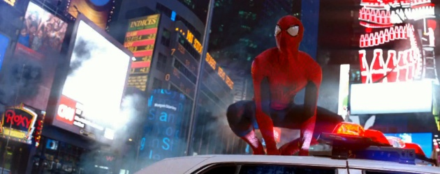 The Amazing Spider-Man 2 Viral Clip