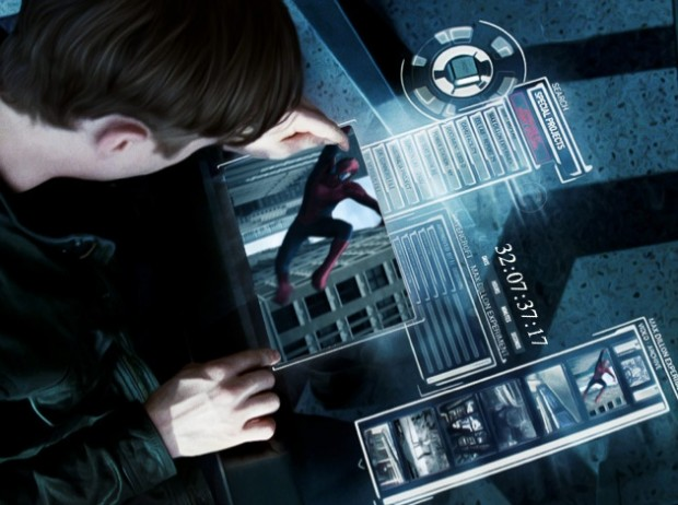 The Amazing Spider-Man 2 viral site countdown
