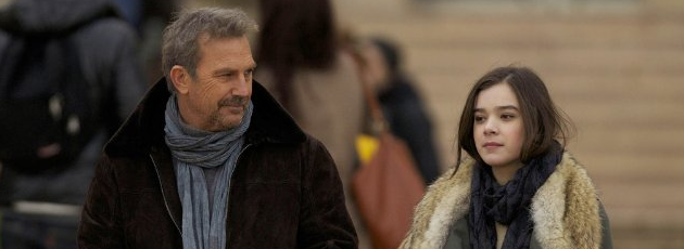 3 Days To Kill starring Kevin Costner, Amber Heard, Hailee Steinfeld, and Connie Nielsen