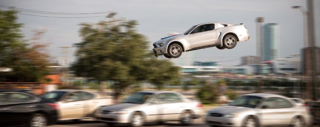 Need For Speed starring Aaron Paul, Dominic Cooper and Michael Keaton