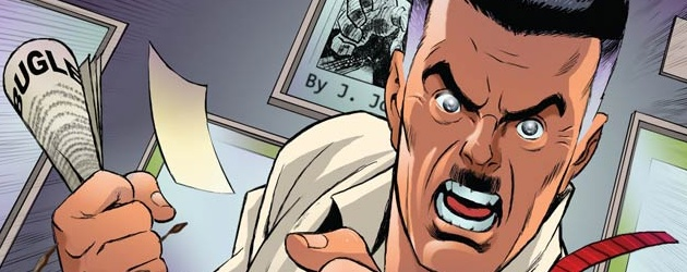 The Amazing Spider-Man 2 Viral Site Features An Editoral From J. Jonah Jameson
