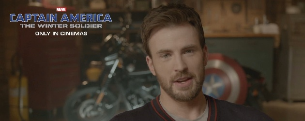 Captain America: The Winter Soldier Image Header