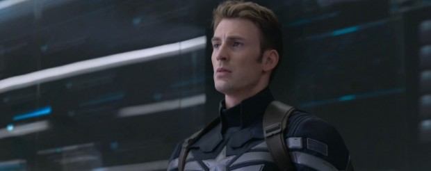 Captain America: The Winter Soldier Super Bowl trailer