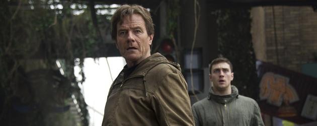 Godzilla starring Bryan Cranston and Aaron Johnson