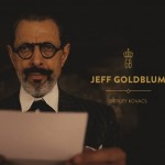 The Grand Budapest Hotel Starring Jeff Goldblum