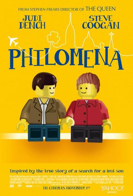 Philomena Lego Poster