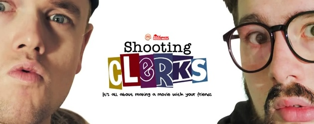 Shooting Clerks Kevin Smith Biopic IndieGoGo Project