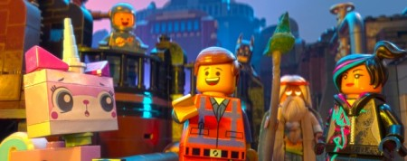The Lego Movie Review Image
