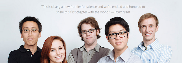 The HUVr Tech Team
