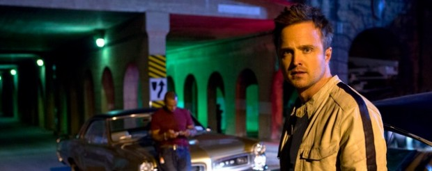 aaron paul stars in need for speed