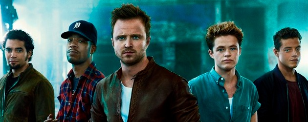Need For Speed Aaron Paul and Cast image