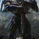 optimus prime age of extinction full poster