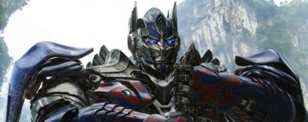 optimus prime transformers age of extinction header image
