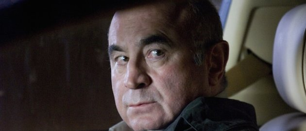 Bob Hoskins in Doomsday