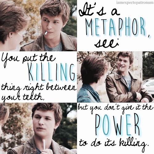 tfios essay Persuasive speech: why everyone should read tfios  october 24,  (tfios for short)  national essay contest.