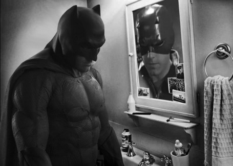 batman daredevil reflection