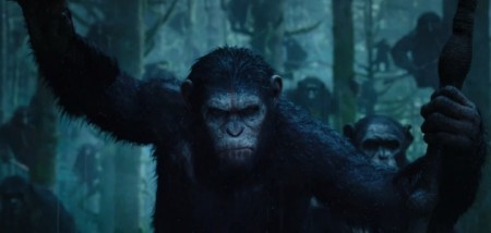 dawn of the planet of the apes caesar trailer